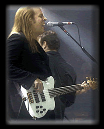 Bob Birch, bassist from the Elton John Band, uses the EXB-5 PRO