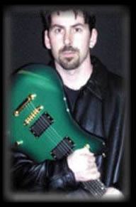 Deano George, guitarist/lead vocalist of the Deano George Project, uses the Millennium Pro and the EXG-Pro. EXCLUSIVELY
